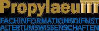 Logo von Propylaeum